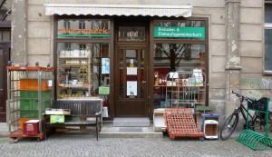 Laden Oderstraße