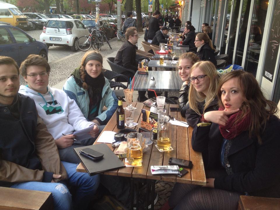 Freunde kennenlernen in berlin
