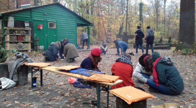 Seminartag in der Waldschule Zehlendorf