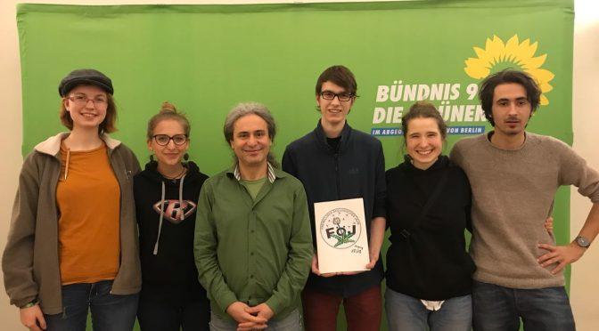 Was der Berliner Doppelhaushalt 2018/19 mit uns zu tun hat