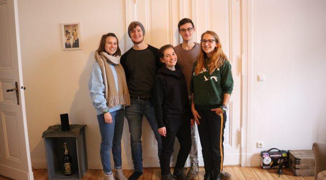 1. Bundessprecher*innen-Treffen in Berlin