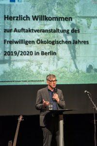 Staatssekretär Stefan Tidow, Foto: Ralf Ruehmeier